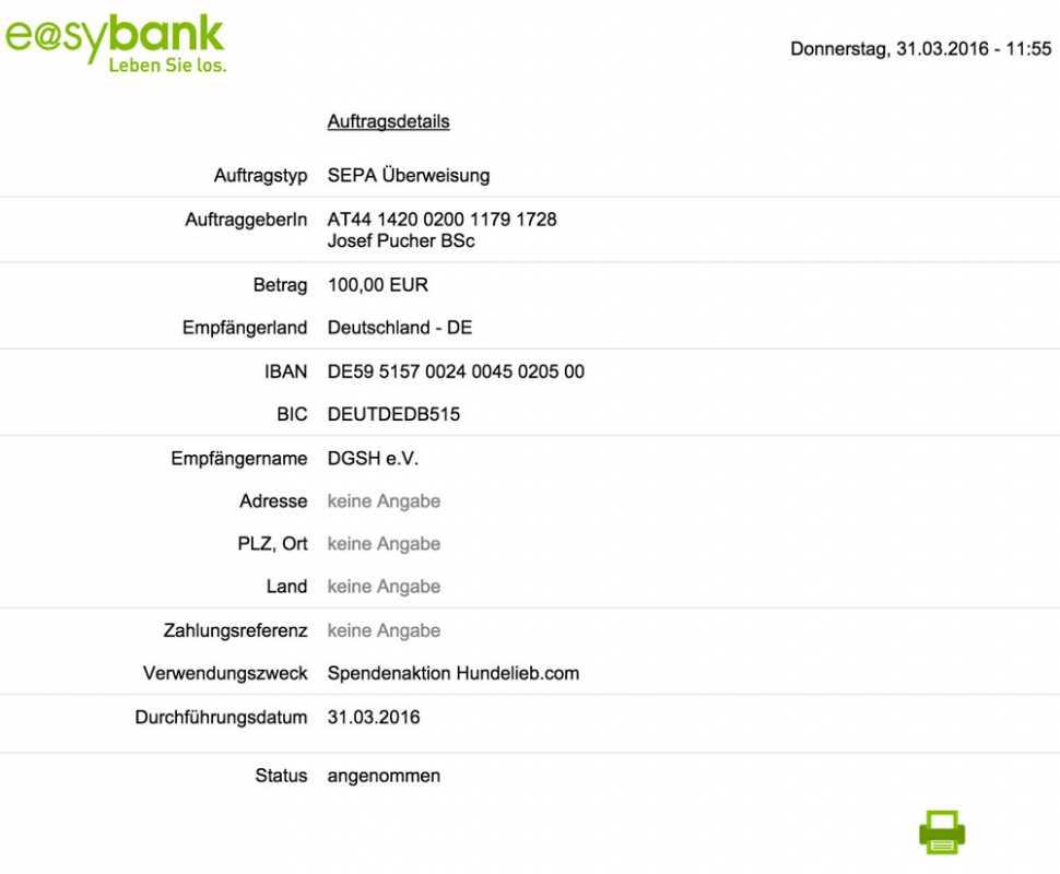 Ausgezeichnet Banküberweisung Betrug Ideen - Die Besten Elektrischen ...