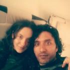 Muqaddas und Sandy