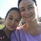 Christine und Fami