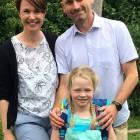 Annette und Familie
